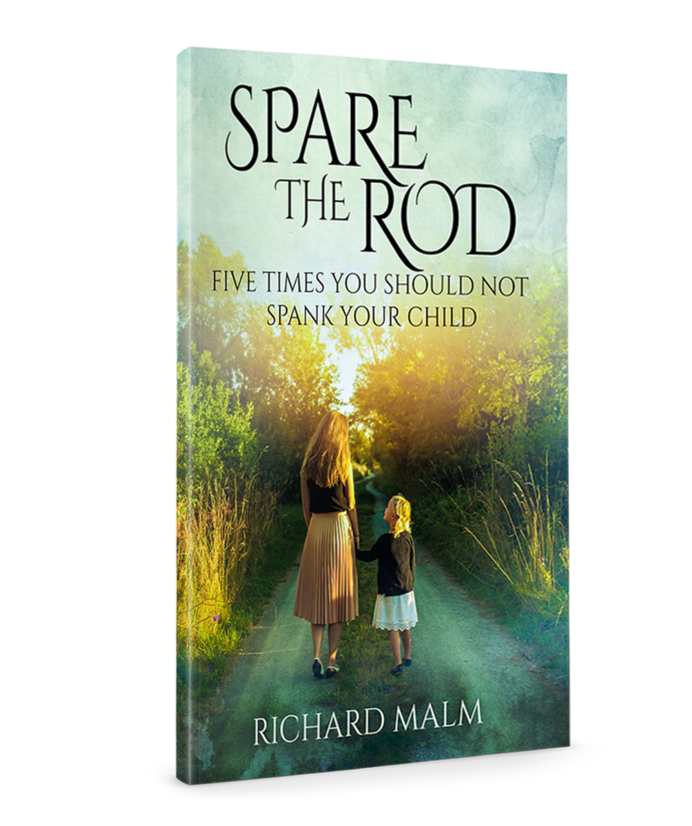 Click here to order Spare the Rod in Kindle or paperback.